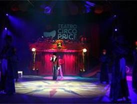 El moderno Teatro Circo Price cumple un año