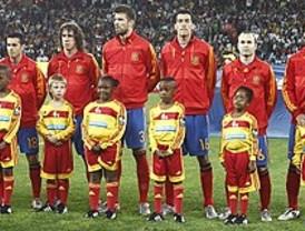 España, a un paso de la gloria
