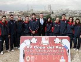 Alcobendas acoge la Copa del Rey de Taekwondo