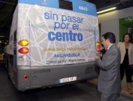 EMT crea su primera línea transversal en Arganzuela