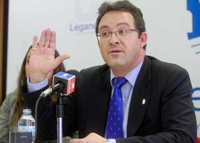 El alcalde de Leganés niega su imputación