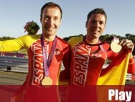 Los paralímpicos vuelven con 42 medallas