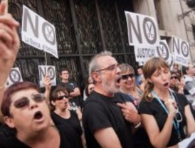 El sindicato de funcionarios no apoya la huelga general del 14-N