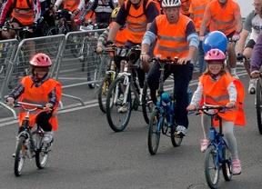 Este domingo se celebra la Fiesta de la Bicicleta