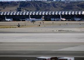 Pistas y aviones de Iberia