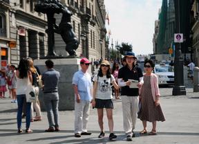El turismo internacional continúa creciendo