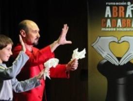 La Fundación Abracadabra organiza la IV Semana Solidaria de Magia