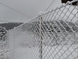 Alerta por fuertes vientos y nevadas en la Sierra
