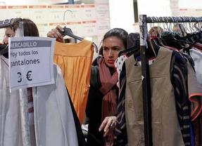 Fin de semana de mercadillos en Madrid