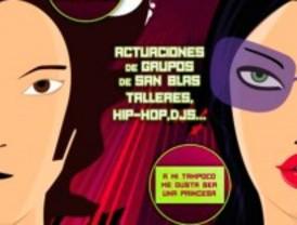 Jornada joven por la Igualdad en San Blas