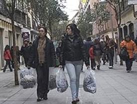 Madrid, a la cabeza del gasto per cápita