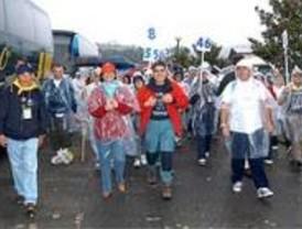Dos mil mayores participan en una marcha por un envejecimiento saludable