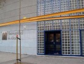 Cacerolada contra el Plan Bolonia en la Universidad de  Alcalá de Henares