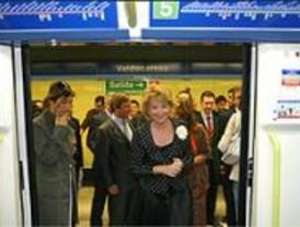 El Metro llega al PAU de Vallecas antes que los vecinos