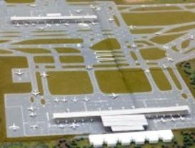La maqueta original del Plan Barajas vuelve al aeropuerto