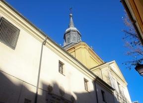 'Las Góngoras', un convento del siglo XVII en el centro de Madrid