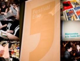 LLega 'Festival Eñe', la fiesta de las letras