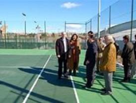 Inaugurada la ampliación de la Instalación Deportiva 'Alfredo Goyeneche'