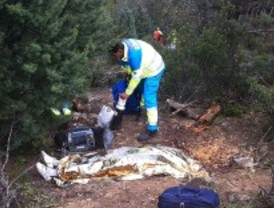 Fallece un hombre de 70 años al ser embestido por una vaca en La Pedriza