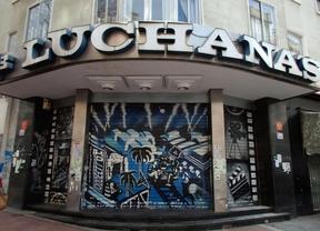 El teatro Luchana: pierde el cine