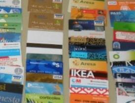 Detenidos por clonar tarjetas de crédito