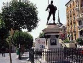Comienzan las obras de reforma en la Plaza de Cascorro