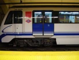 Polémica por la bandera de los trenes de Metro