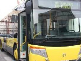 Pantallas acústicas para evitar ruidos de autobuses en la Vía de Ronda de Parla
