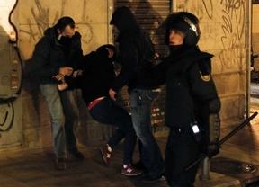 Madrid fue la segunda comunidad autónoma en la que más sanciones se impusieron en manifestaciones en 2013