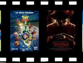 Vuelven dos clásicos: Toy Story y Freddy Krueger