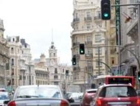 Se renueva el contrato de gestión de los semáforos de Madrid por 12 millones
