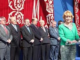 Los ex presidentes de la Asamblea destacan el éxito del Estatuto