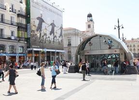 Las estaciones de Sol y Banco de España se cerrarán durante la proclamación del rey