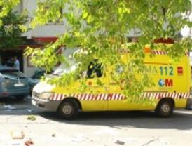 Fallece un hombre de 73 años al volcar con un coche en San Agustín de Guadalix
