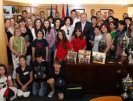 Las Rozas recibe a la delegación europea del Programa Educativo 'Comenius'