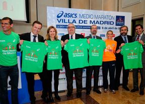 22.000 corredores participarán en la media maratón de Madrid