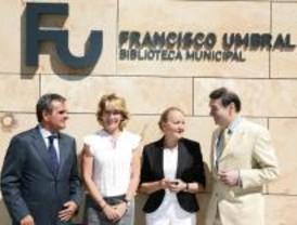 Majadahonda abre la biblioteca Francisco Umbral, con más de 68.200 documentos