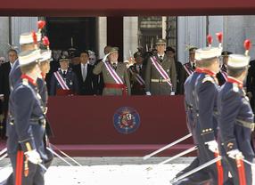 El Rey no acudirá a la proclamación de Felipe VI para darle el mayor protagonismo