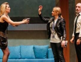 Larrañaga y Miró juegan a la corrupción en 'Fuga'