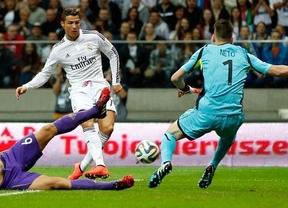 El Real Madrid cae ante la Fiorentina pero deja buena imagen