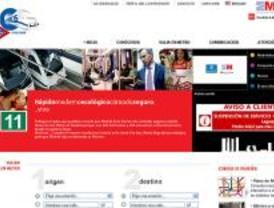 La nueva web de Metro dispara las visitas