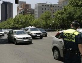 La Policía Municipal de Madrid recupera 600.000 euros en un control de alcoholemia