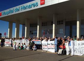 Sanidad presenta un 'plan B' a la privatización de hospitales