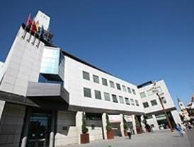 Reabre parcialmente el aparcamiento del Ayuntamiento de Getafe