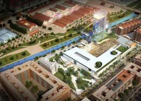 Un gran centro comercial y un complejo dotacional y de oficinas cambiarán la imagen de Legazpi