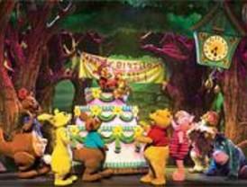 El mágico mundo de Winnie The Pooh llegará a Madrid