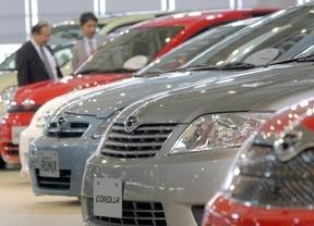 Las ventas de coches crecen un 26,2% en septiembre