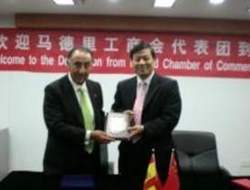 Apoyo a las relaciones comerciales con China