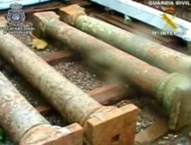 85 detenidos por expolio arqueológico y estafas