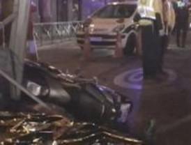 Fallece un motorista de 35 años al chocar contra un vehículo de obras en un túnel
